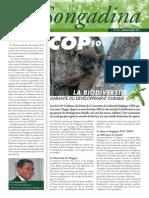Songadina numéro 008 - janvier-février-mars 2011 (Conservation International)