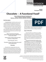 Chocolate Functional Food