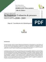 Evaluación Institucional 08-90