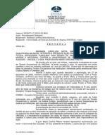 Bárbara Carollini Mota Barboza. Fundamento e Decisão. Processo Deferido.
