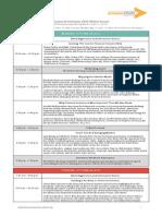 FI2020 Global Forum Preliminary Agenda (Oct 1, 2013)
