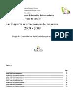 Evaluación Institucional 08-09