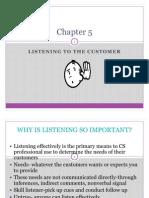 48077823 Listening to the Customer