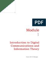 digital communication notes