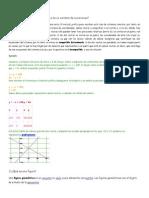 Matemáticasy cronica