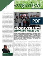 Songadina numéro 011 - Octobre-Novembre-Décembre 2011 (Conservation International)