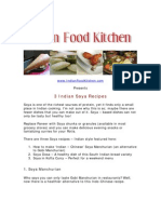 6 delicious ugadi recipes from indianfoodkitchen foods 3 indian soya recipes free pdf download forumfinder Images