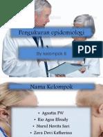 Pengukuran epidemiologi