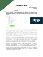Seri Xilografias Modulo VII 2010