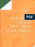 MARTINEZ 2003 Geografia de Las Practicas Cientificas