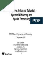Adaptive Antenna Tutorial