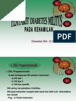 Penykt Diabetes Militus Pd Kehamilan