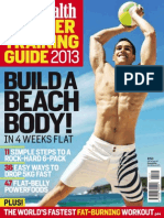Men`s Health Summer 2013
