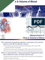 Measurement of flow&Volume of Blood.ppt