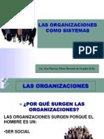 Las Organizaciones como Sistema - Psicología