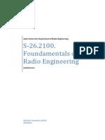 Fundamentals of Radio Engineering
