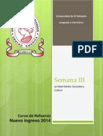 Comunicación Literaria - La Edad Media Sociedad y Cultura