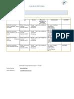 18 Formato Para El Registro de Actividades y Proyectos Elisa Platt
