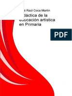 Didactica de La Educacion Artistica en Primaria