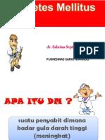 Penyuluhan DM