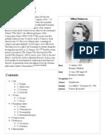 Mihai Eminescu - Wikipedia, The Free Encyclopedia