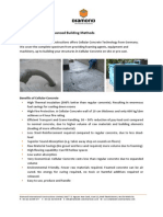 Diamond Cellular Concrete