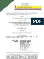 PK 24 - Bustos Transport Code Excerpts)