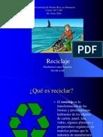 Reciclaje Ok