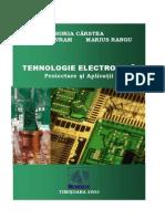 Tehnologie Electronica - Proiectare Si Aplicatii