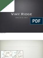 2d - 022812 - vimy ridge