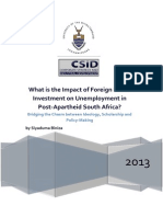 Impact of FDI on Unemployment in Post-Apartheid South Africa by Siyaduma Biniza.pdf