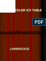 Lege Acel or Xii Table