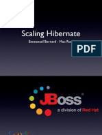 Scaling Hibernate