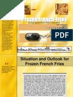 Potato Frozen French Fries