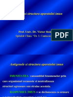Antigenele Si Structura AP. Imun 2012 2013 Prof. Dr. Stoica
