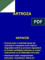 Curs Artroza Mai 2013