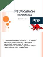 INSUFICIENCIA CARDIACA urgencia 2012