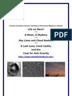 Mars, Iapetus, Chemtrails, Coral Castle
