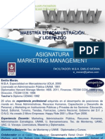 1. Marketing Management