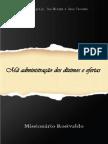 Má Administração dos dízimos e ofertas - Rosivaldo