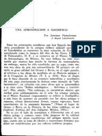 Justino Fernández - Una aproximación a Xochipilli.pdf