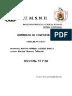Contrato de Compraventa_ Civil IV