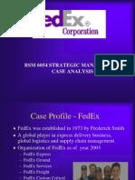Fedex Sample