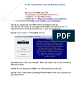 Huong Dan Convert Vce to PDF