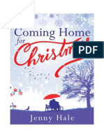 Coming Home for Christmas by Jenny Hale Excerpt