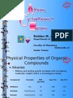 Alkanes Isomers
