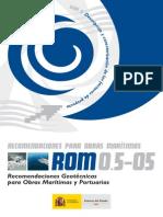 ROM 0.5-05 Geotecnia