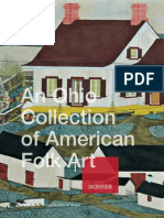 An Ohio Collection of American Folk Art   Skinner Auction 2680B