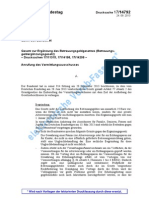 BT Drs. 1714792 - Ergänzung des Betreungsgeldgesetzes