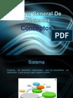 Teoria General Sistemas